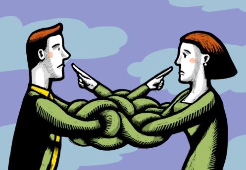 Эннеаграмма и отношения