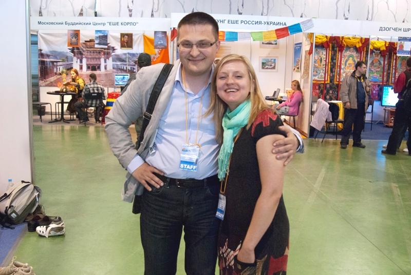 Тренеры Эннеаграммы Ирина и Егор Каропа